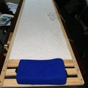 Солевая кровать с профилактическим эффектом