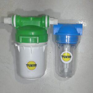 Фильтры TUKIR для очистки воды от накипи